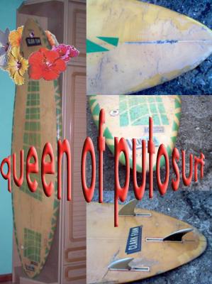 Queen of the putoSurf