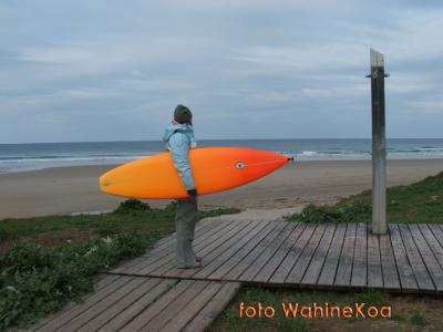High tide or low tide...
